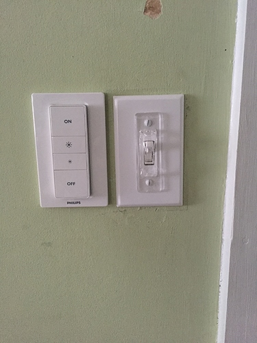 Controlling Smart Bulbs From Wall Switches Dimmer Through