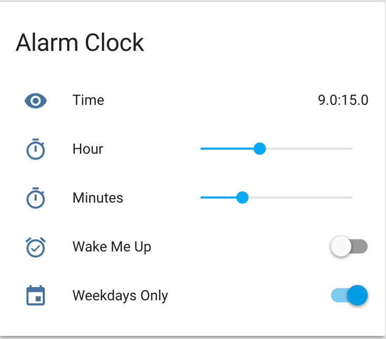 Creating a alarm clock - Share your Projects! - Home Assistant Community