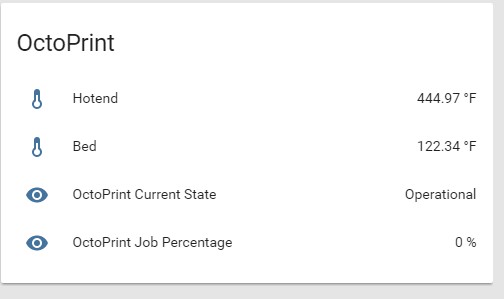 Need help setting up OctoPrint with HA - Configuration